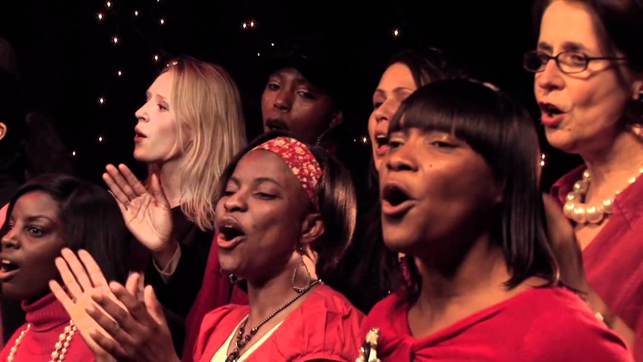'Jesus, Oh What a Wonderful Child' by the Premier Gospel Choir - YouTube