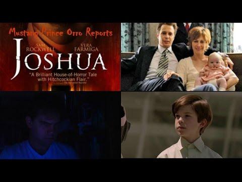 Joshua Orro's Joshua (2007) Blog