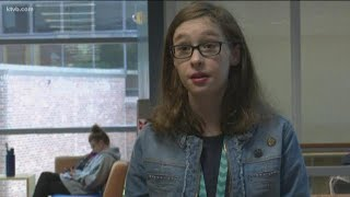 Boise 14-year-old excels in life and school