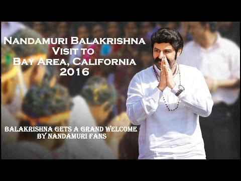 Balakrishna (Legend) Visit to BayArea California