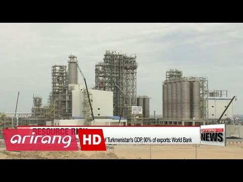Korea and Turkmenistan's economic ties grow closer through gas deal projects