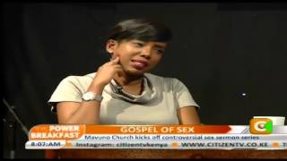 Power Breakfast: Gospel of Sex