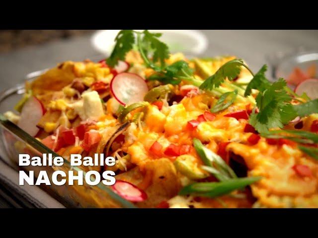O Balle Balle Nachos!