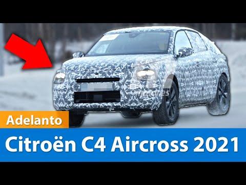 Citroën C4 Aircross 2021 / Adelanto Del Futuro SUV