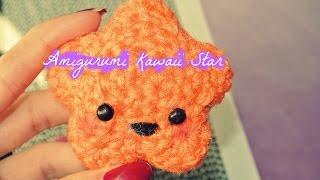 Tutorial Estrella Amigurumi Star : Estrella Amigurumi Kawaii - ViYoutube