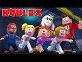 Roblox Family | Survive Chucky | 4 Player!
