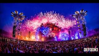 Marc Acardipane a.k.a PCP - LIVE @ Defqon.1 Weekend Festival 2016 - Gold Stage