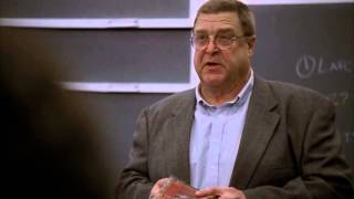 HBO's Treme - John Goodman's Tulane Scene (S01E07)