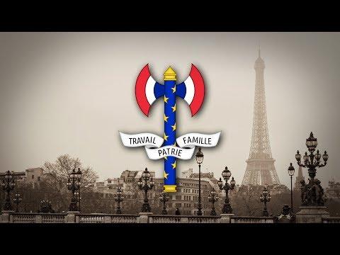 """Vichy France (1940-1944) """"Maréchal, nous voilà !"""" (1941)"""