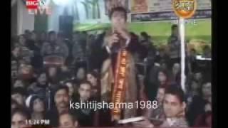 Maiyaji Ki Gali Mein Makaan Hona Chahiye - Chanchalji straight from Katra ( Live 31-12-09 )