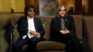 Traveling Wilburys Jeff Lynne and Tom Petty  On The Bonus Tracks