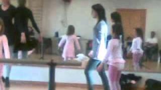 Danse ballett i  Fauske 1