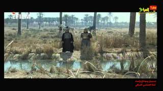 مسلسل المختار 21 - العباس ع و ابراهيم بن مالك الاشتر HD