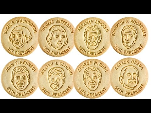 U.S. Presidents - Dick and Jane Educational Snacks - The Kids' Picture Show (Fun & Educational)