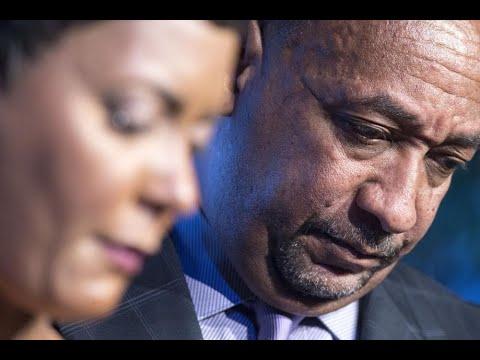 Atlanta Mayor: Taxpayers improperly paid husband's airfare