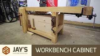 Workbench Tool Cabinet - 234
