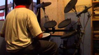 Metallica - Enter Sandman Drum Cover (Drumless Track).