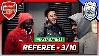 "Arsenal 1-0 Huddersfield | ""The Referee"