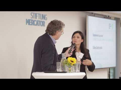 KLIMA.SALON, 11. Oktober 2016: Statement von Silke Gottschalk