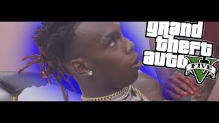 YNW Melly - Murder On My Mind (GTA5 Music Video) #YNWMELLY #MurderOnMyMind #gta5