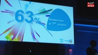 Lancement 4G : Bouygues frappe fort (26/09)