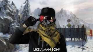 Battlefield vs Call of Duty. Rap Battle!