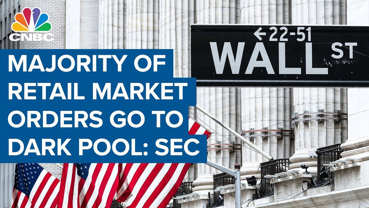 Download SEC Chair: Vast majority of retail market orders go to dark pool
