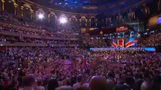 Last Night Proms 2011 - Jerusalem, God Save The Queen & Auld Lang Syne