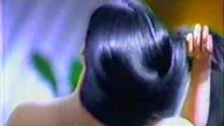 Lux Super Rich Shampoo Commercial - Donna Cruz 1997