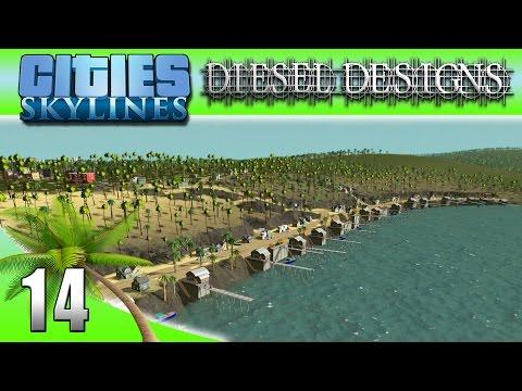 cities:-skylines:-ep14:-fisherman-village!-(city-building-series-60fps)