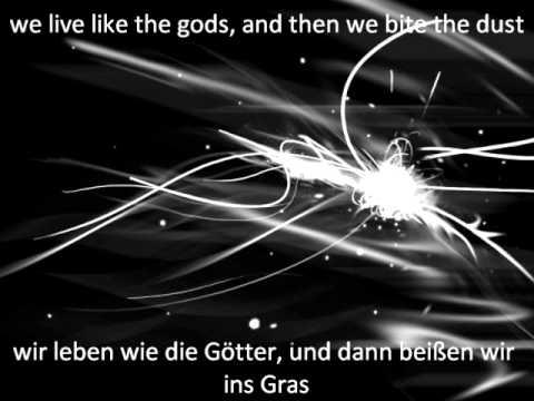 Willkommen im Nichts by Eisbrecher English Translation
