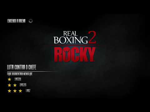 Real boxing 2 - rocky balboa