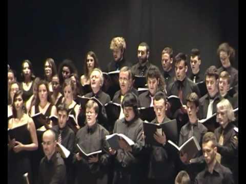 ORFF - Carmina Burana - In taberna Quando Sumus - Conservatorio G. Puccini
