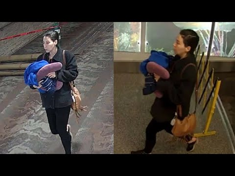 VIDEO: Baby abandoned at Tucson airport; authorities search for mother
