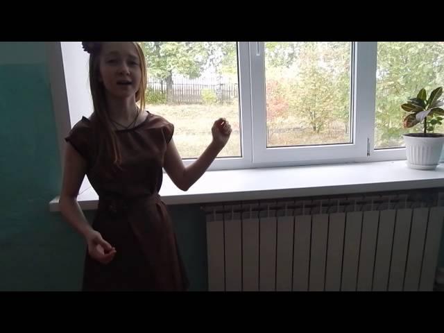 Роза Никонова читает произведение «Листопад» (Бунин Иван Алексеевич)