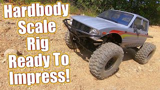 Best RTR Competition or Trail Play Rig? RC4WD C2X Mojave II Class 2 Truck Review   RC Driver