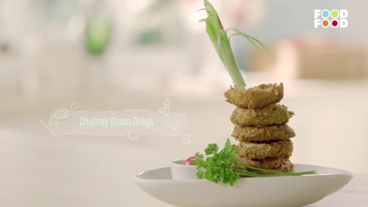 Chutney onion ring namkeen nation rakesh seth foodfood youtube forumfinder Choice Image