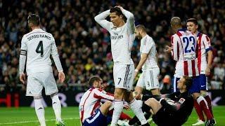Реал Мадрид 2:2 Атлетико / Кубок Испании 2014/15   1/8 финала / Ответный матч(