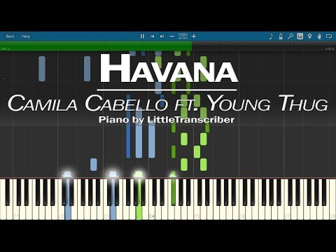 Camila Cabello - Havana (Piano Cover) ft...