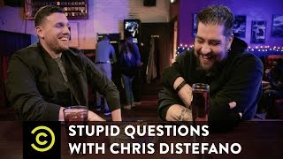 Big Jay Oakerson Hates Buying Condoms - Stupid Questions with Chris Distefano
