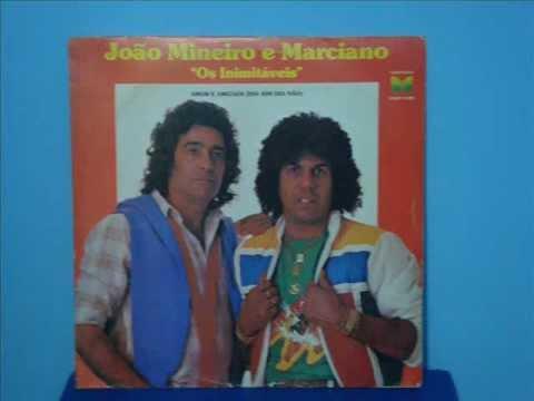 Joao Mineiro E Marciano As Paredes Azuis Lp 1984 Reed 1986