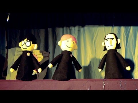 Potter Puppet Pals Live At The Yule Ball 2011 (part 2)