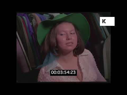 Swinging 1960s London Style, Womenswear, HD From 35mm