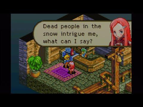 Final Fantasy Tactics Advance - Extra Ritz - Mortal Snow