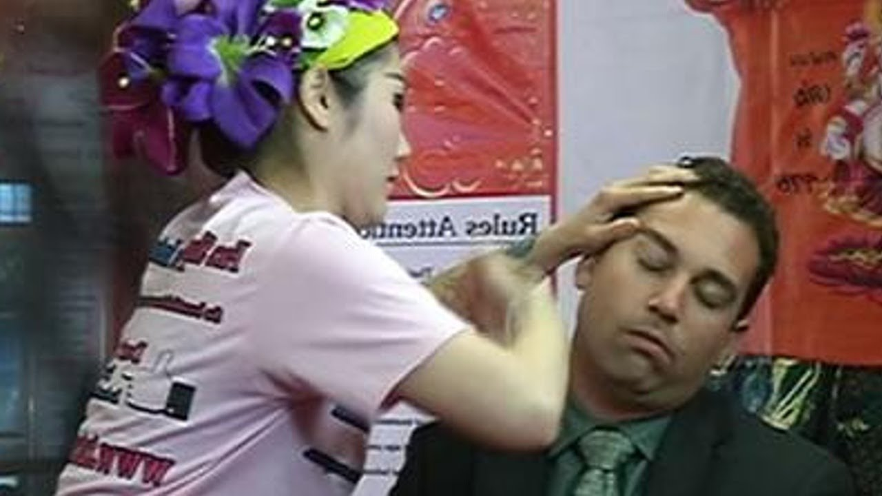 Tata Face Slapping Massage