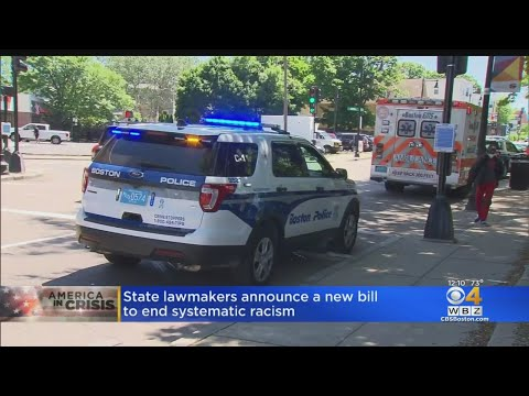 Massachusetts State Lawmakers Unveil Police Reform Bill