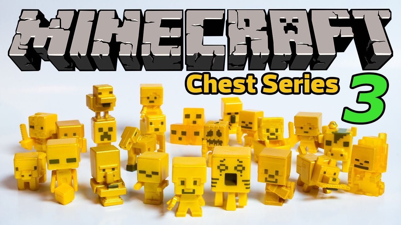 Minecraft Chest Series 3 Minifigures Hunting For Figure