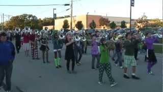 Oak Creek Homecoming Parade 2012