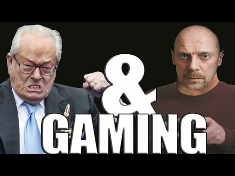 JEAN-MARIE LE PEN GAMING 3 FEAT. ALAIN SORAL