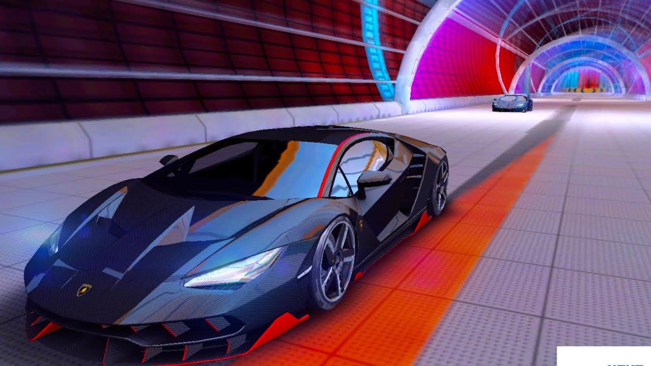 Asphalt 8 Lamborghini Centenario Upgrading Testing To 1695 Rank